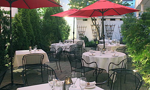 Open Seasonally, Our Tuscan Inspired Outdoor Patio Is Open For Lunch,  Cocktails, Tapas, And Dinner. Private Events Seat Up To 60 Guests.